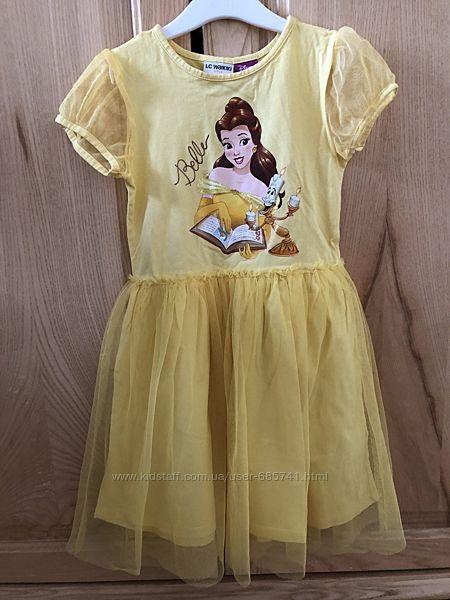 Продаю платтячко Belle від LC Waikiki для дівчинки 6-7 років