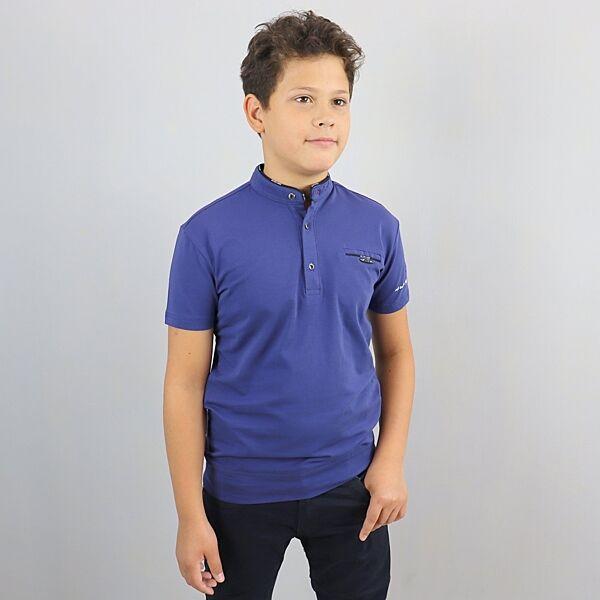 Футболка Поло на кнопках для мальчика тм Blueland
