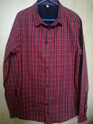 Классная рубашка на 13-14 лет M&S