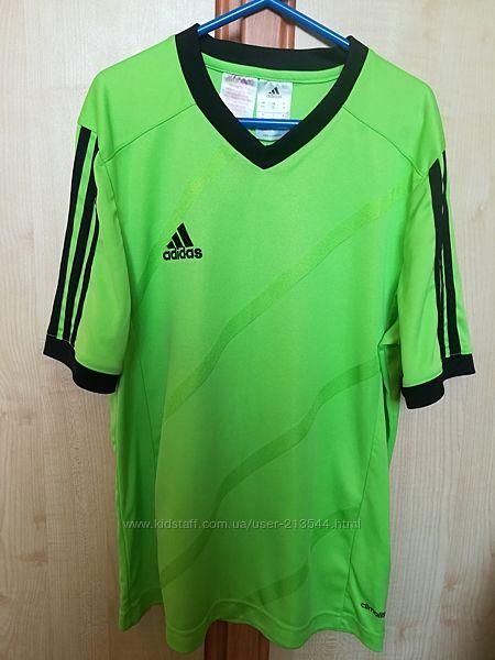 Спортивная футболка Adidas на рост 164 см