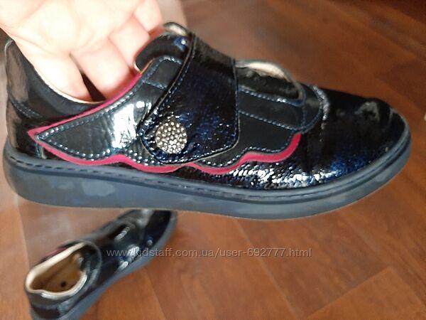 Ортопедические кожаные туфли tutubi