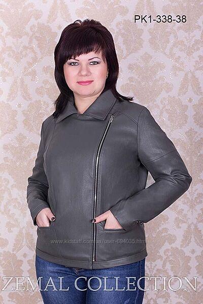 Куртка косуха экокожа размер 50 52 в идеальном состоянии
