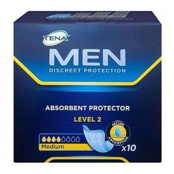 Урологічні прокладки вкладиші для чоловіків TENA Men Level 2 10 шт.