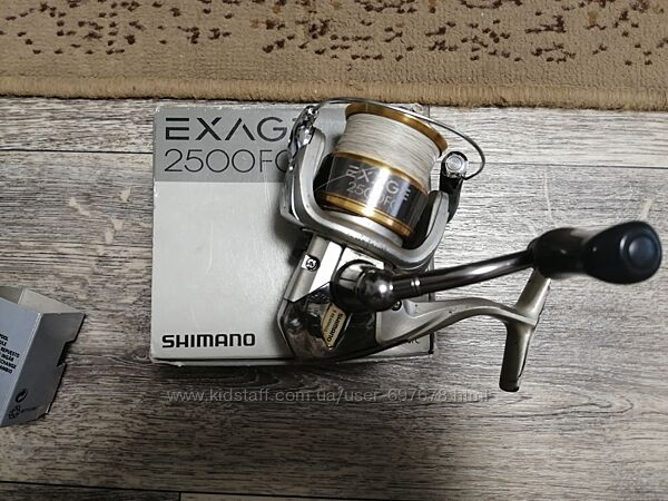 Катушки Shimano для рыбалки