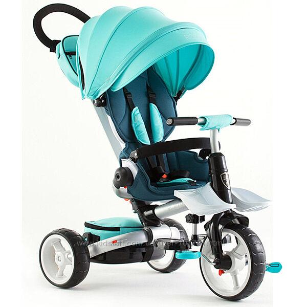 Велосипед коляска Кроссер Т600 Сrosser Т600, складной алюминиевая рама