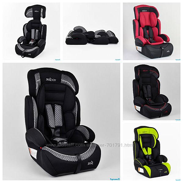Джой JOY детское автомобильное кресло от 9 мес до 12 лет JOY