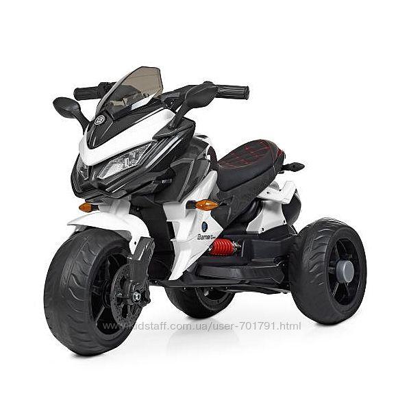 Мотоцикл Bambi 4274EL электромобиль детский