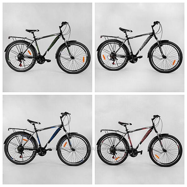 Велосипед Corso Phantom 26 дюймов спортивный  Корсо Фантом