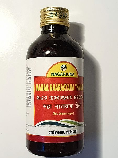 Супер масло Маханараяна 200мл