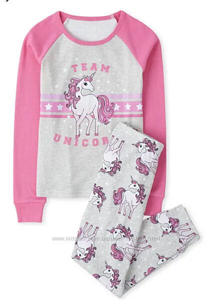 14л. Пижама Childrens рlace хлопковая. В наличии