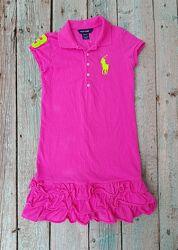 Платье Polo by Ralph Lauren на 5-10 лет