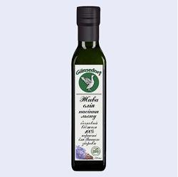 Льняное органическое живое масло