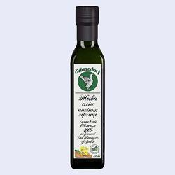 Горчичное органическое живое масло