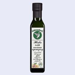 Органическое живое кунжутное масло