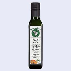 Органическое живое масло семян тыквы