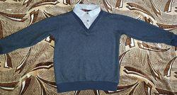 Продам свитер, кофту для мальчика на рост 146-152 см на 9- 12 лет