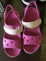 Crocs J1 для девочки