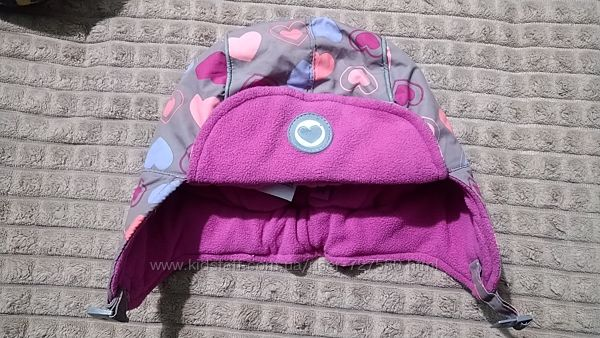 шапка ушанка на флисе cool Club smyk ОГ до 54