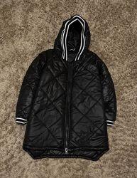 Курточка зимняя удлиненная