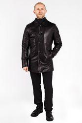 Куртка- пиджак из натуральной кожи
