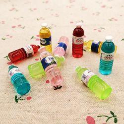 Сладкая вода в бутылке Evian и Volvic аксессуары еда продукты для кукол.
