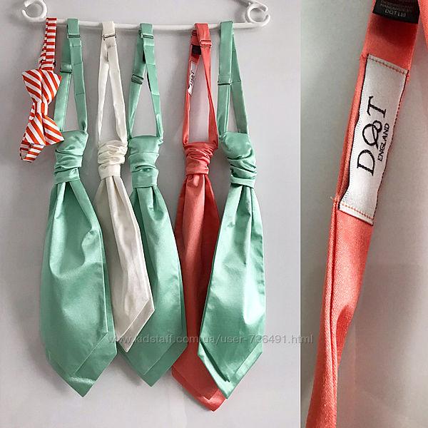 Британские галстуки/бабочка DQT