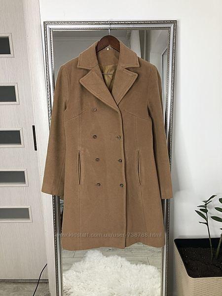 Стильное Пальто 78 шерсти
