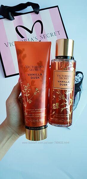 Victoria&acutes Secret оригинал набор спрей лосьон мист Виктория Сикрет
