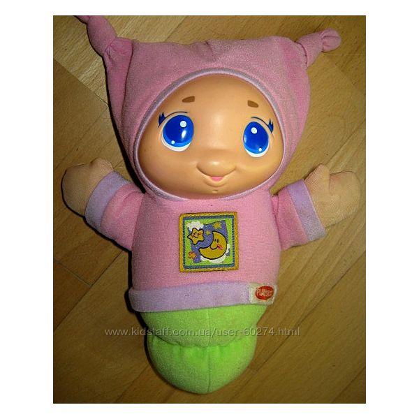 Ночник - кукла музыкальный Playskool Hasbro Светлячок