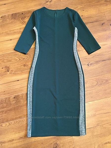 Элегантное платье, подчеркивающее фигуру XS-S
