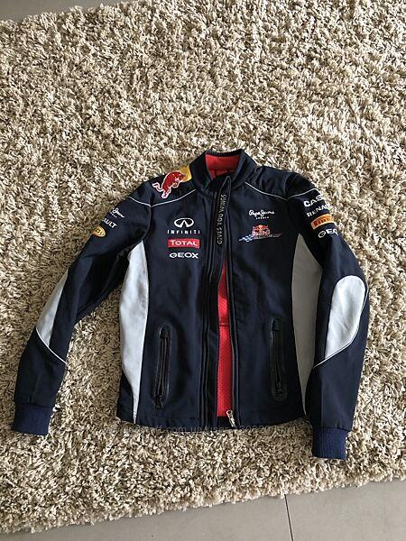 Куртка ветровка кофта pepe jeans red bull
