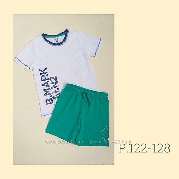 Alive пижама на мальчика 122-128см хлопок