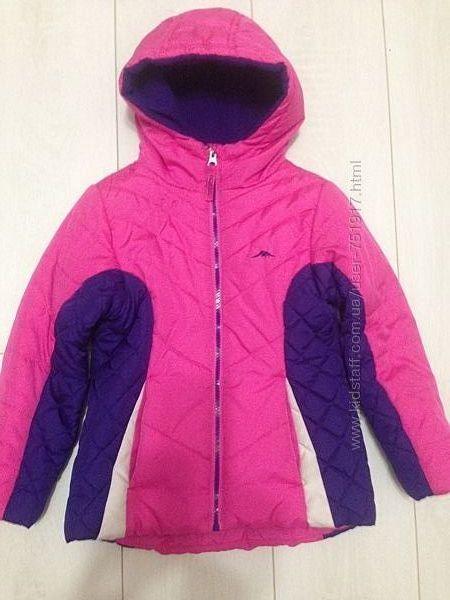 Куртка с флисовой подкладкой