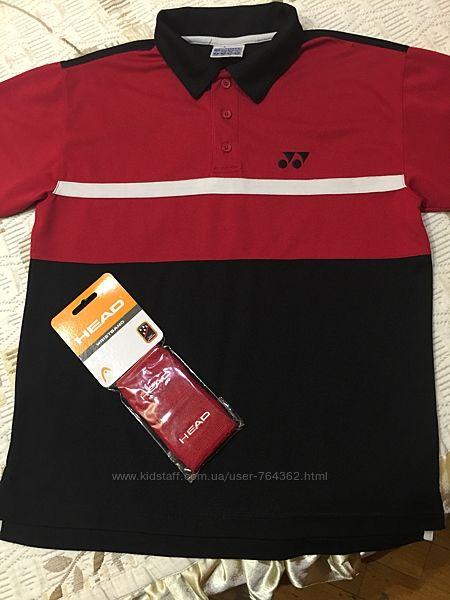 Класична тенісна футболка YONEX