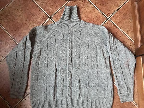 Шерстяной свитер НМ, размер М/Л