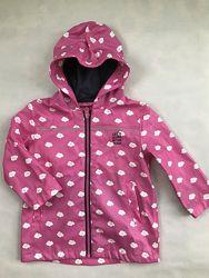 Куртка ветровка дождевик, непромокайка, Baby Club C&A. Германия. 86