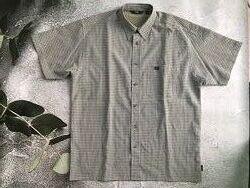 Стильная функциональная рубашка ТСМ Чибо. XL ворот - 41/42