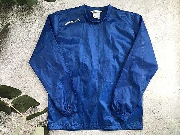 Спортивная, ультралегкая, водо и ветрозащитная куртка Uhlsport. Германия. М