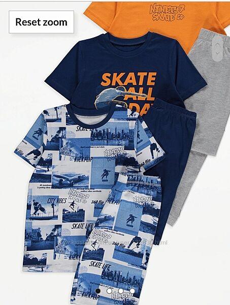 Летние пижамы George мальчишкам