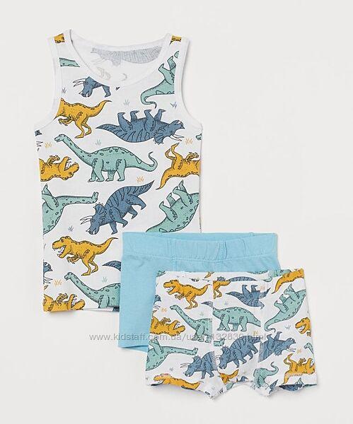 Комплекты нижнего белья H&M для мальчишек