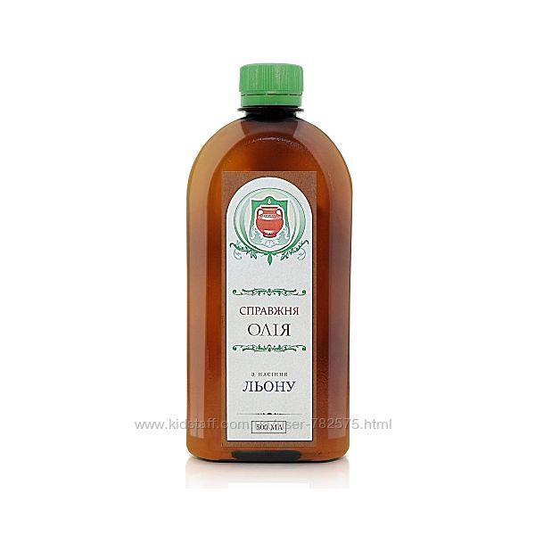 #1: льняное масло