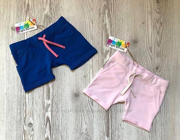 Стильные шорты для девочек от Bright Berries