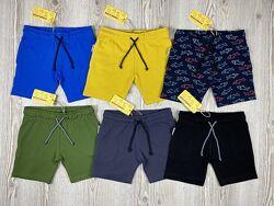 Яркие шорты в модных цветах для мальчиков от Bright Berries
