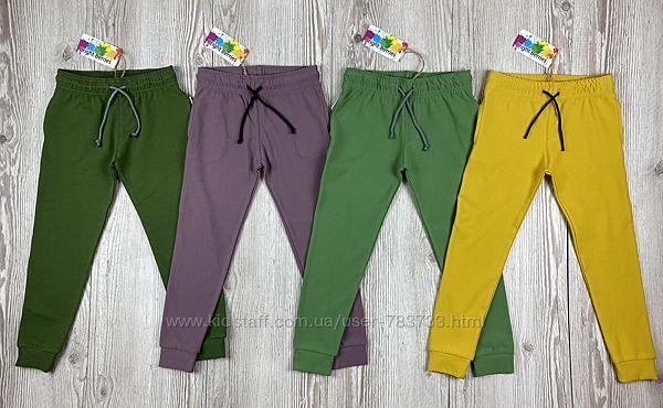 Яркие штаны базовых расцветок для мальчиков от Bright Berries