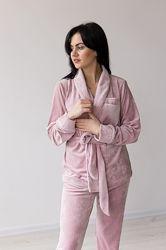 Пижама комплект для дома набор костюм піжама