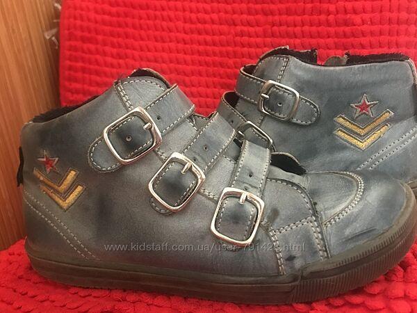 Ботинки Gabor для мальчика 35р
