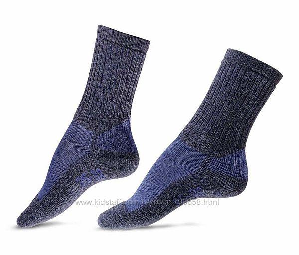 Термоноски лыжные носки с шерстью 35-38 унисекс Tchibo Германия шерстяные