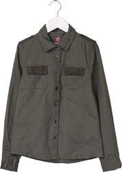 Рубашка Pepperts сорочка 140 146 152 см Германия