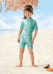 Купальный костюм купальник сдельный 80 86 92 104 110 116 Lupilu SPF 50