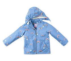 Куртка ветровка дождевик костюм 104 110 116 Tchibo грязепруф